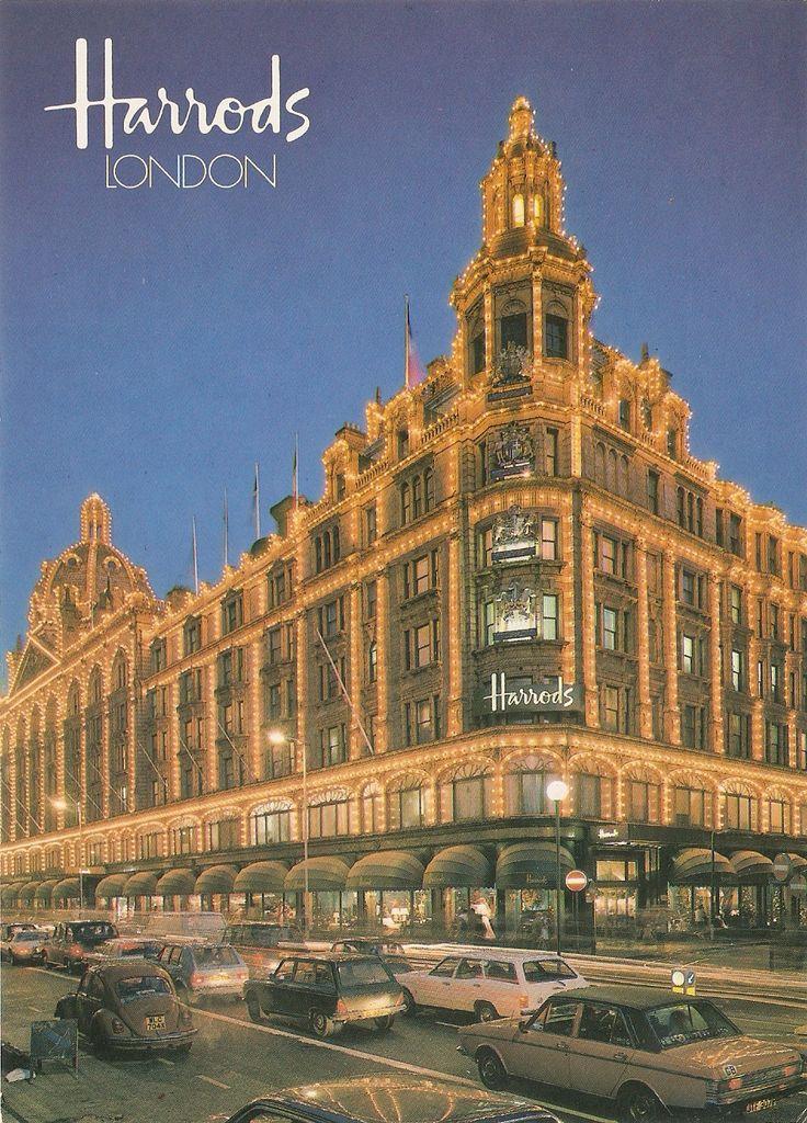 London Obchodný dom Harrods