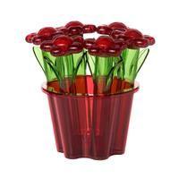 Jogo-de-Porta-Condimentos-com-Suporte-Flores-Vermelhas