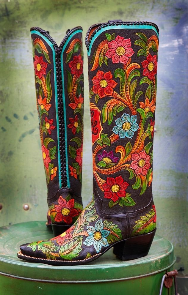 27 Best Handmade Custom Boots Of The Month And Limited