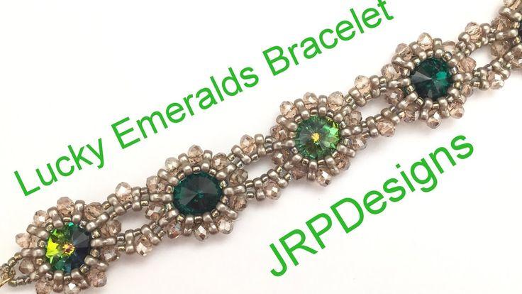 Lucky Emeralds Bracelet
