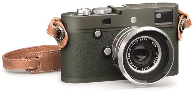 This Leica M-P Typ 240 Safari camera looks makes me want to go back to the Serengeti.