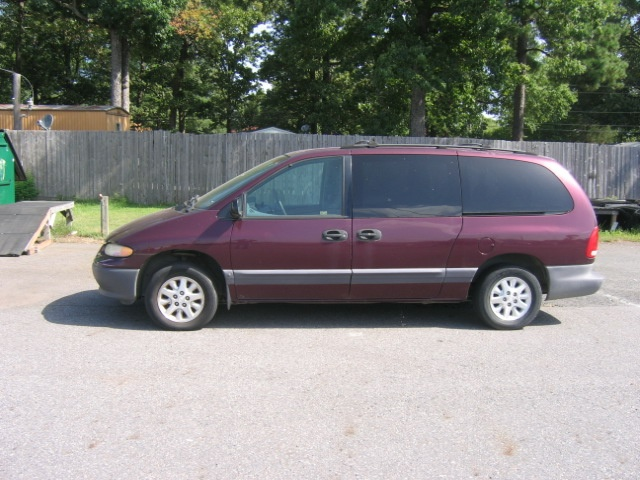 Dodge Grand Caravan Just Like My Old Purple Van