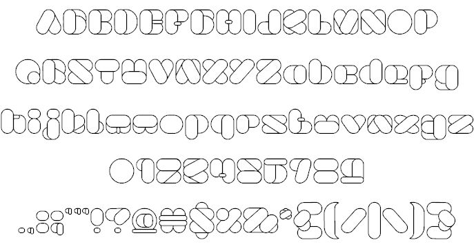 Image for Beautiful font