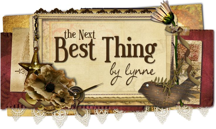 the next best thing by lynne---amazing artist using Ranger products