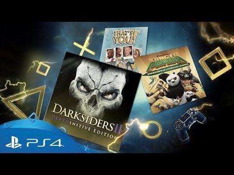 Free PS4 Games on PS Plus December 2017: Darksiders II, Forma.8, Kung Fu Panda & Bonus Games from November