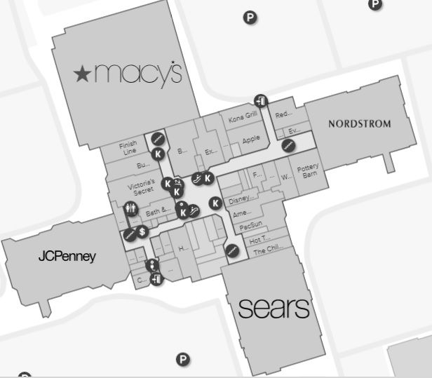 Ridgedale Center Shopping Plan Mall Play Area Payless Shoes Payless Shoesource