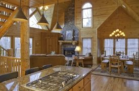 38 Best Images About Cabin Interiors On Pinterest Lakes