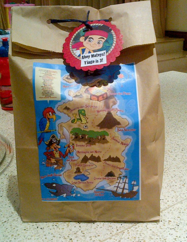 Brown paper bag west pack lifestyle, along with treats inside