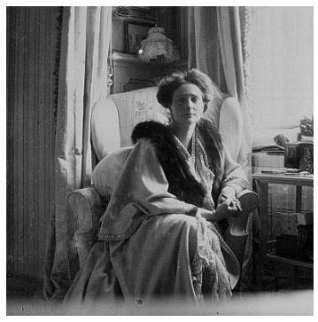 A lovely photograph of Empress Alexandra