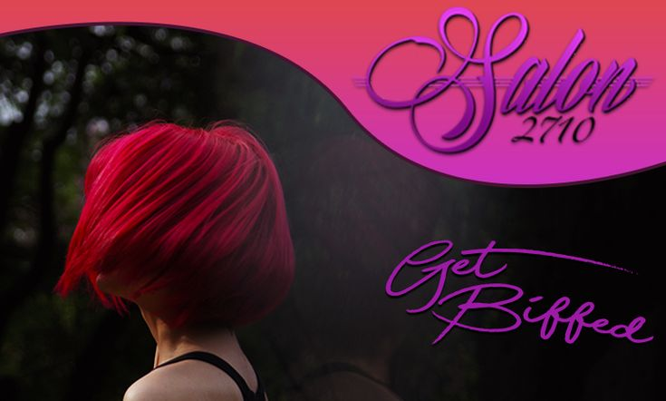 Hair color is an art! Make sure you are your best masterpiece today, and visit Biff at Salon 2710! https://goo.gl/JRkgiD