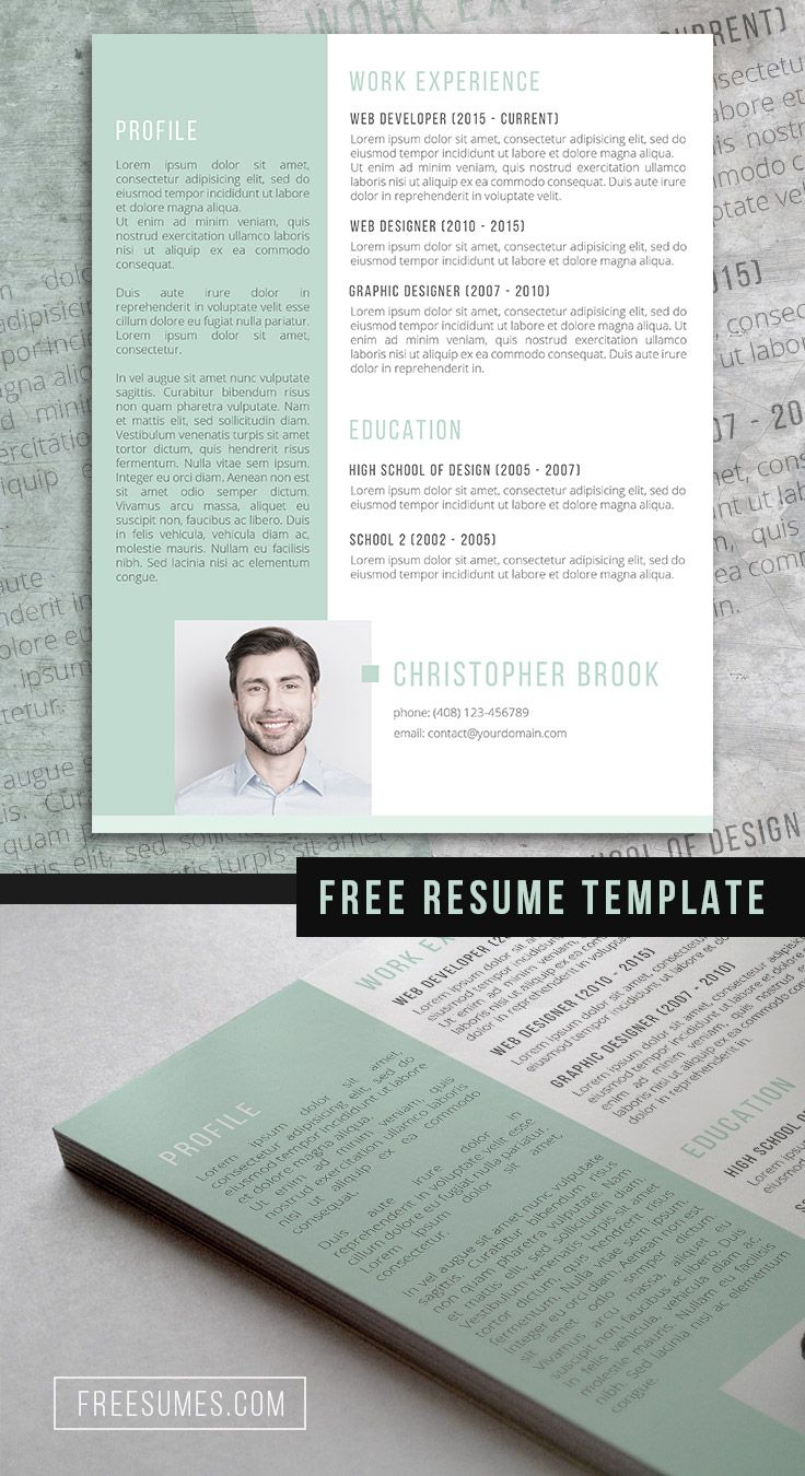 Free Upside Down Resume Template Design Freesumes Resume Design Template Resume Design Creative Job Resume Template