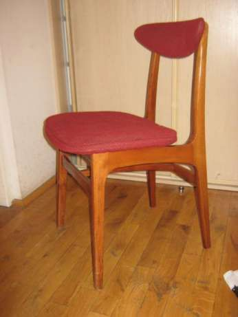 80zl Stare krzesło PRL Hałas typ 200-190 Warszawa - image 1