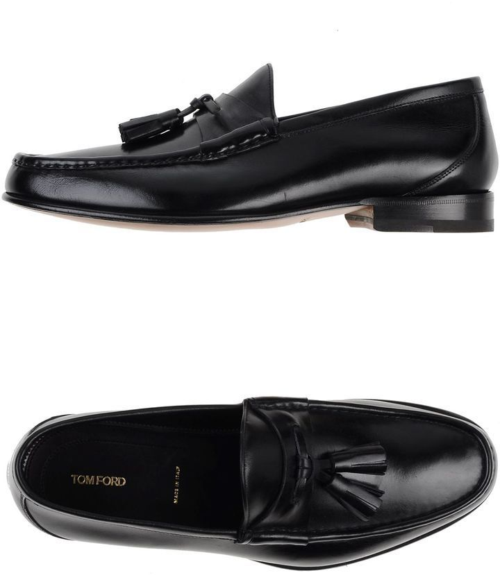 $797, Tom Ford Moccasins. Sold by yoox.com. Click for more info: https://lookastic.com/men/shop_items/306833/redirect