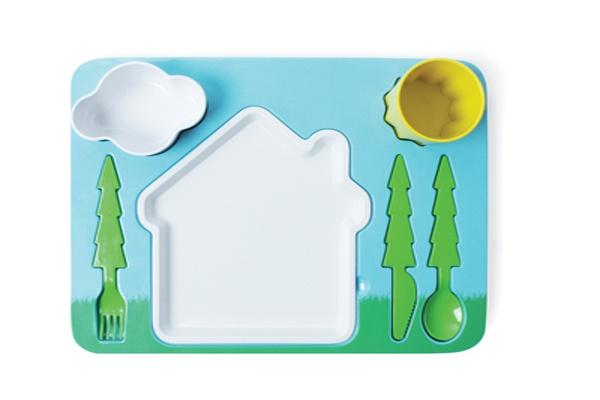 Moderna Museet Webshop - Matbricka, Picknick i det gröna