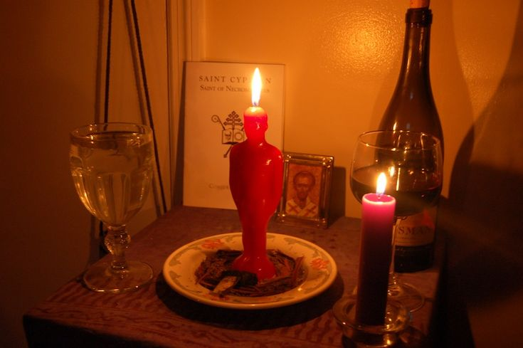 Hoodoo Candle Magic A Few Kinds of Candles and Their Uses Figure ...