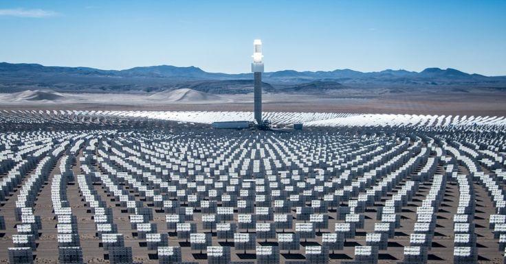 Une immense ferme solaire pourrait bientôt surgir du désert tunisien et venir alimenter le Maghreb et une partie de l'Europe en énergie renouvelable.