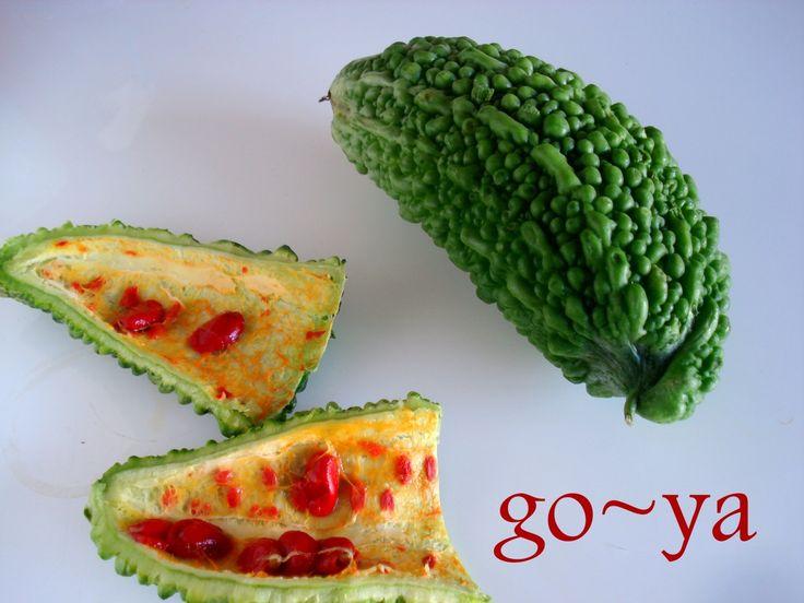 Go go-ya ! an Okinawan super food and recipes to showcase it.