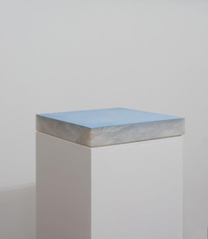 Untitled (base of color) | Ettore Spalletti, Untitled (base of color) (1998)