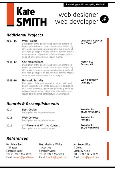 Más de 25 ideas increíbles sobre Web developer cover letter en - network security resume