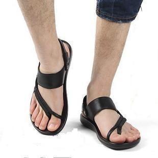 Vietnam shoes male sandals 2013 men's flip-flop slippers summer casual male sandals $27.80: