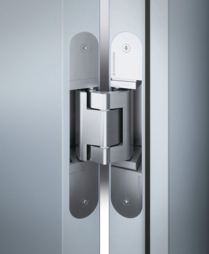 Invisible Hinge