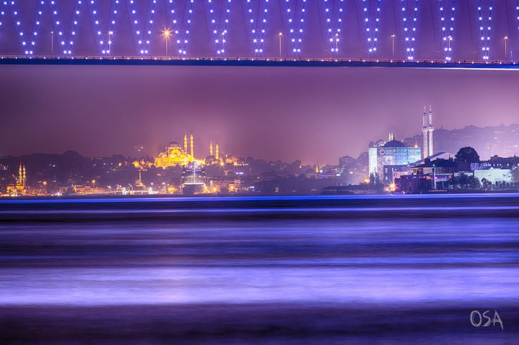 Good Morning Bosphorus by Oğulcan Selçuk Akbulut on 500px