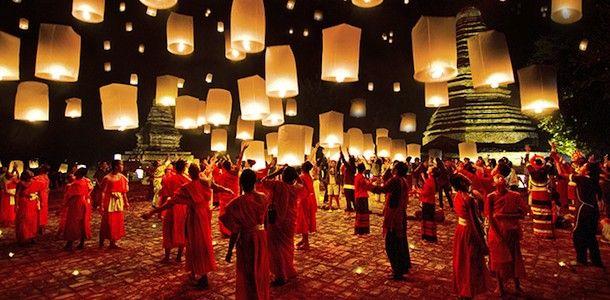 Celebration of Light - Thailand