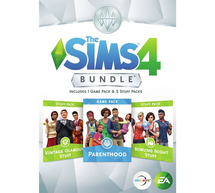 Buy The Sims 4 Bundle Pack: Parenthood PC Game at Argos.co.uk, visit Argos.co.uk to shop online for PC games, PC games and accessories, Video games and consoles, Technology