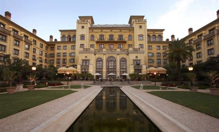 The Palazzo Montecasino | Luxury in Southern Africa designed by Creative Kingdom Inc.