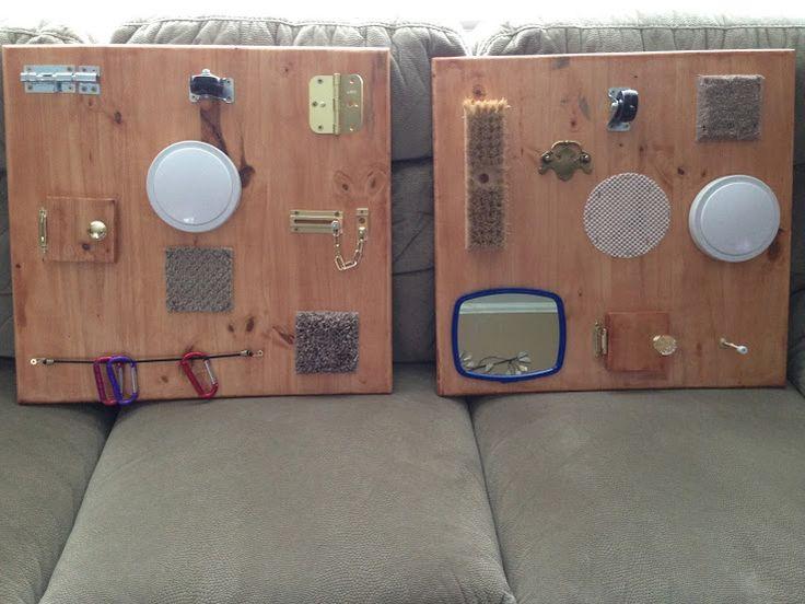 Játékos felfedezés: házilag kivitelezhető babafoglalkoztató táblák   Életszépítők