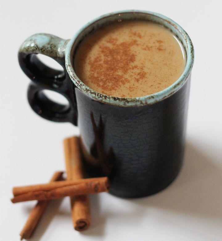 Crockpot Pumpkin Spiced Latte