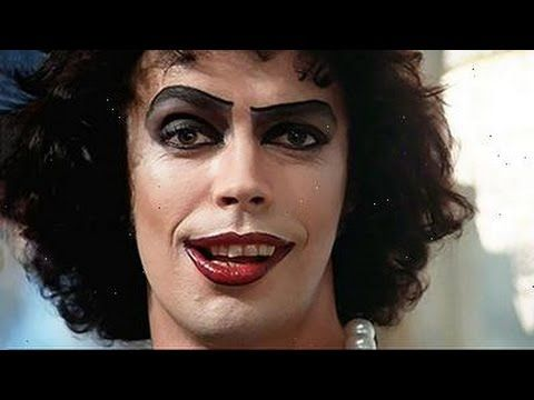 The Rocky Horror Picture Show - Movie 1975.BEWARE OF YOUR MIRROR DARLING IT CAN BE ME THE TRANSVESTITE!WELCOME TO THE TRANSEXORCISTHIA!!!!!
