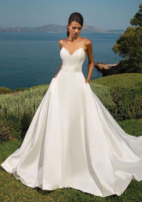 Justin Alexander 8927, $900 Size: 12 | Used Wedding Dresses #backlessweddingdress
