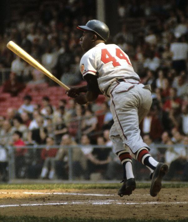 Hank Aaron, Milwaukee Braves (1960)