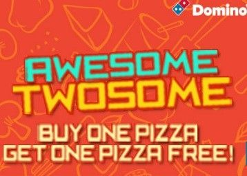 Dominos the famous food chain across the world in this April Month is came with an exciting offer on Pizza where they are giving Dominos Pizza & Get Buy 1 get 1 Free + 25% Paytm Cashback. So, guys and girls if you are looking for some fun with Pizza Party with your friends or family then must order Dominos Pizza & Get Buy 1 get 1 Free + 25% Paytm Cashback. This Dominos Pizza & Get Buy 1 get 1 Free + 25% Paytm Cashback will make your party treat awesome at lowest price in your budget. So for…