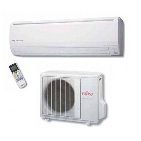 #Klimaanlage #Fujitsu ASY-50 #Split 1x1 A/A 4472 fg/h Kalt + heiss #Airconditioning #Klima