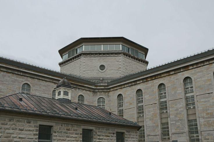 Kingston Penitentiary Tour (+playlist)