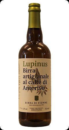 Lupinus - Birra artigianale al caffè di Anterivo 75cl - Birra di Fiemme
