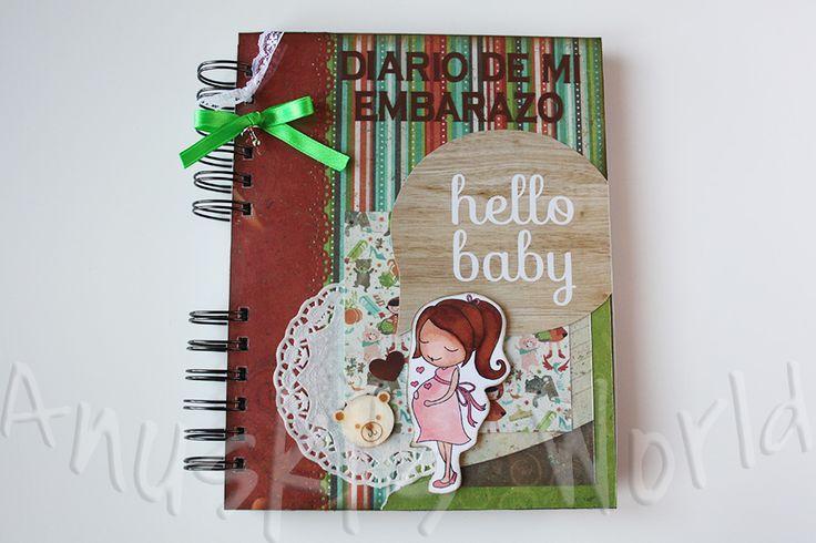Diario de embarazo para Eva - Anuski´s World