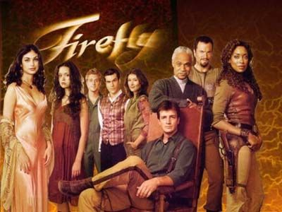 Firefly cast poster