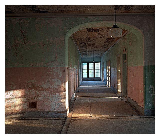 Taunton, Abandoned Asylums