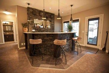 Jubinville Project - traditional - basement - calgary - Urban Abode