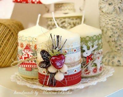 ASSORTI: Вдохновляемся идеями новогоднего декора с красным цветом