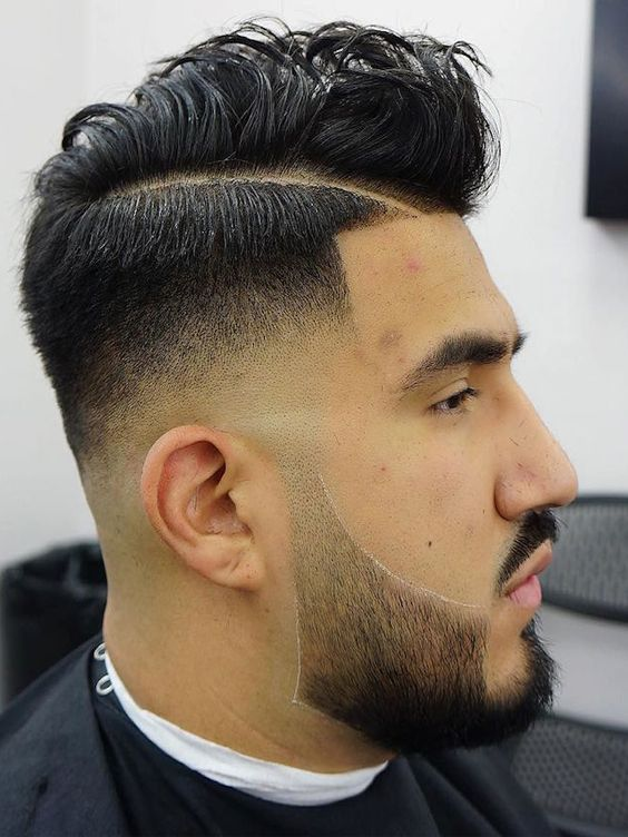Side Parting Hairstyles for Men 2017 – 2018