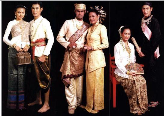 Southern Thai Fashion