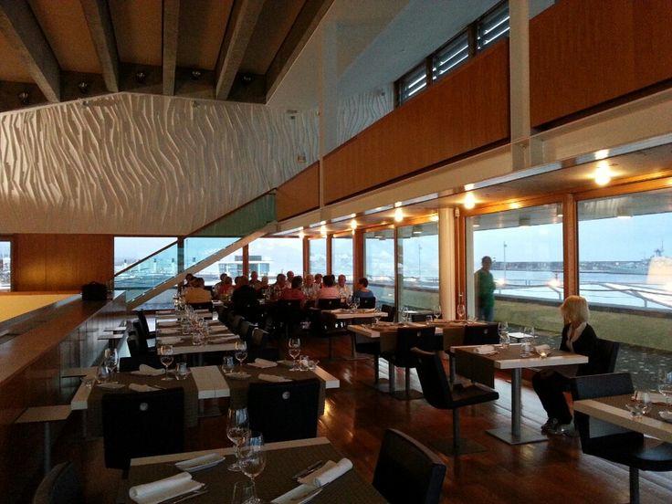 Anfiteatro Restaurante Escola EHTA em Ponta Delgada, Azores