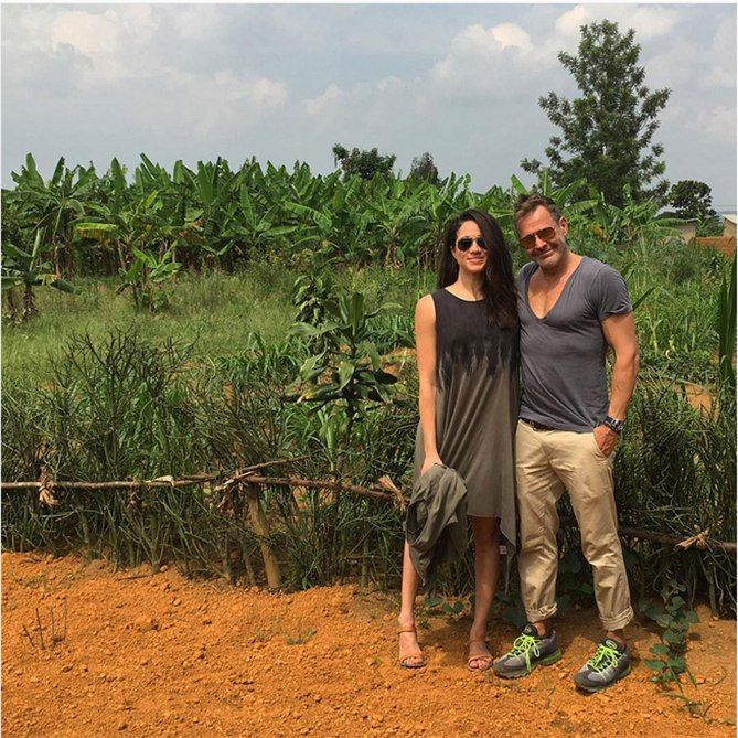 Prince Harry Girlfriend Meghan Markle's Vacation Photos