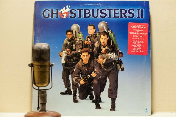Ghostbusters II Original Motion Picture Soundtrack