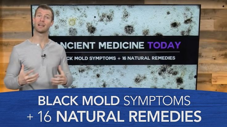 how to tell if black mold is toxic