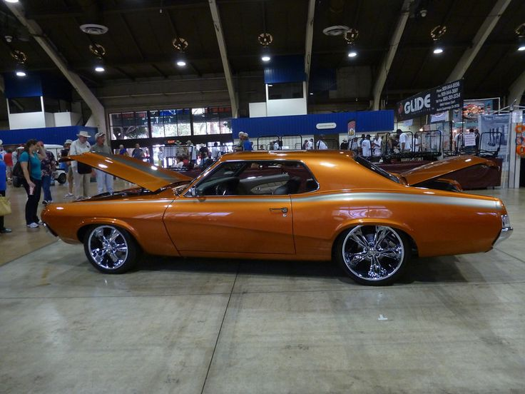 17 best images about mercury cougar on pinterest cars for Mobilia 1970
